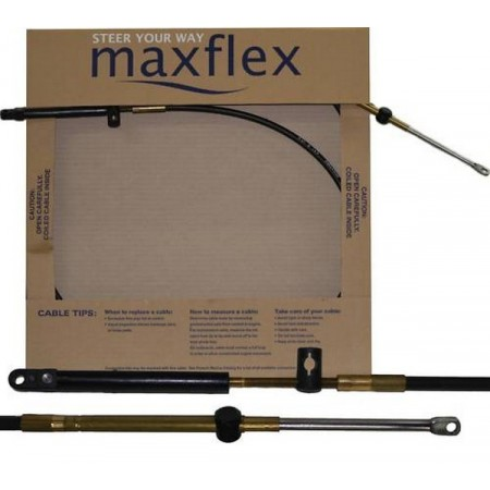 Трос газ/реверс KM MAXFLEX 26FT Mercury