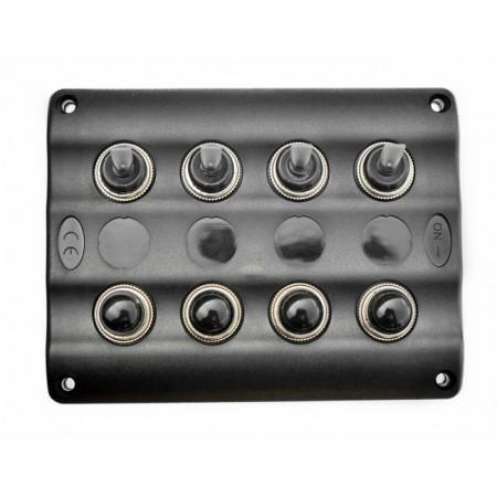 Панель на 4 переключателя автомат