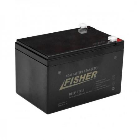 AGM аккумулятор Fisher 12Ah 12V