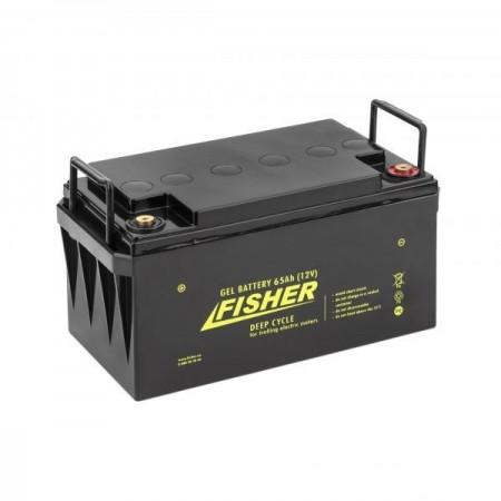 Гелевый аккумулятор Fisher 60Ah
