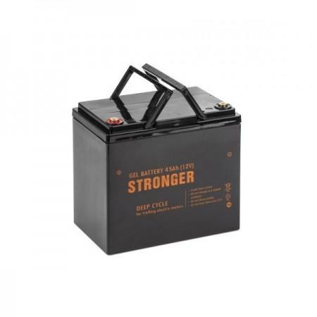 Гелевый аккумулятор STRONGER 45Ah