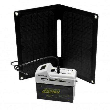 Контролер солнечной панели OS-C0312