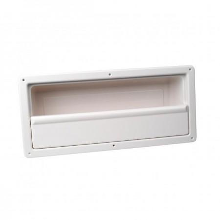 Встраеваемый ящик для хранения белый...
