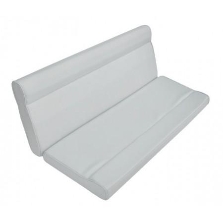 Задний диван для катера 120см серый