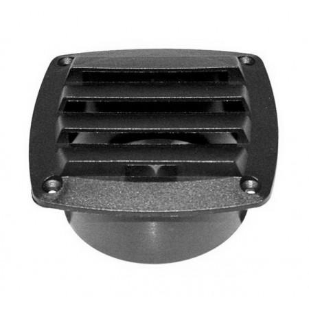 Вентиляционная крышка для транца черная