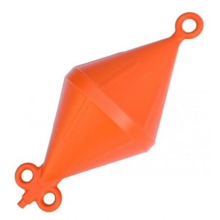 Швартовочный поплавок-буй оранжевый...