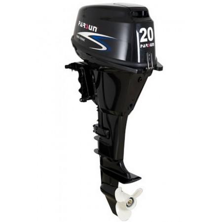 Подвесной лодочный мотор Parsun F20