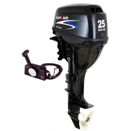Подвесной лодочный мотор Parsun F25